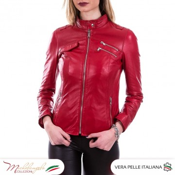 Michelina - Soft Red...